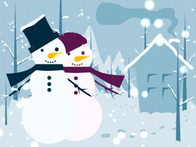 メルティングスノウマンズラブソング (Melting Snowman's Love Song)
