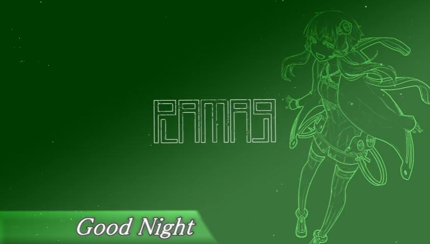 Good Night/PLAMA