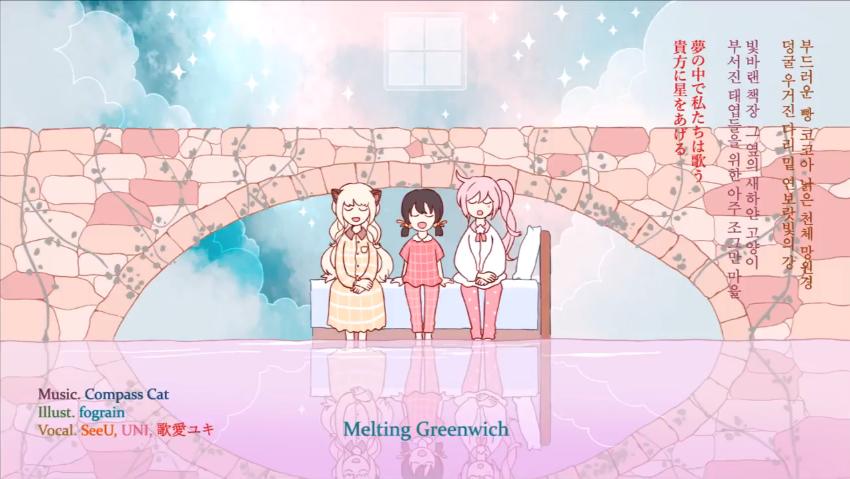 Melting Greenwich