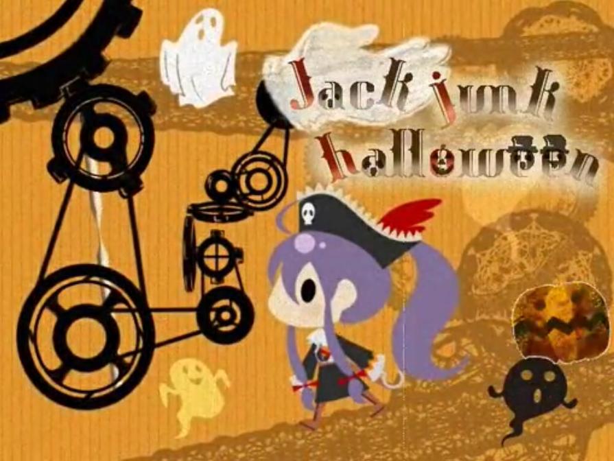Jack junk halloween