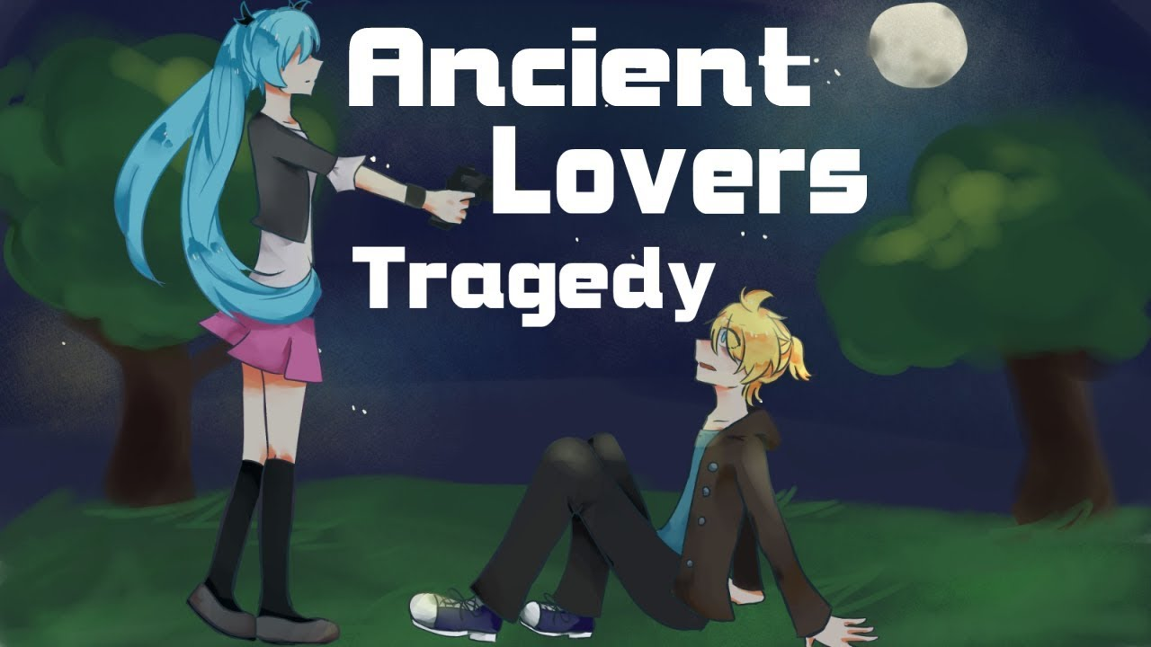 Ancient Lovers Tragedy