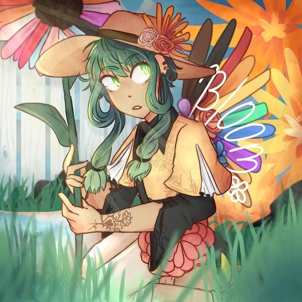 Bloom/overwelcome