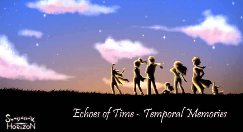 Echoes of Time - Temporal Memories