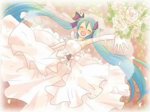 8月の花嫁 (8-gatsu no Hanayome)