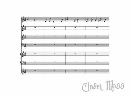 Closet Mass