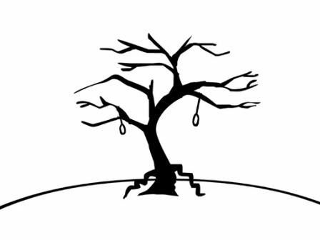 首吊り人の樹と二人の男 (Kubi Tsuri Bito no Ki to Futari no Otoko)