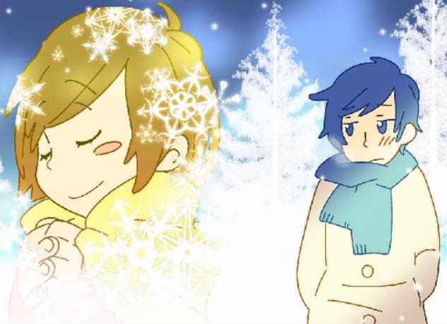 クリスマスイヴの夜に -不幸せサイド- (Christmas Eve no Yoru ni -Fushiawase Side-)