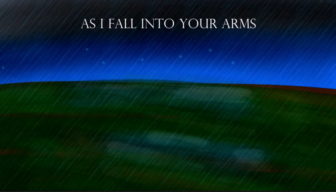 As I Fall Into Your Arms