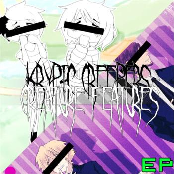 Kryptic Creepers Creature Features (album)
