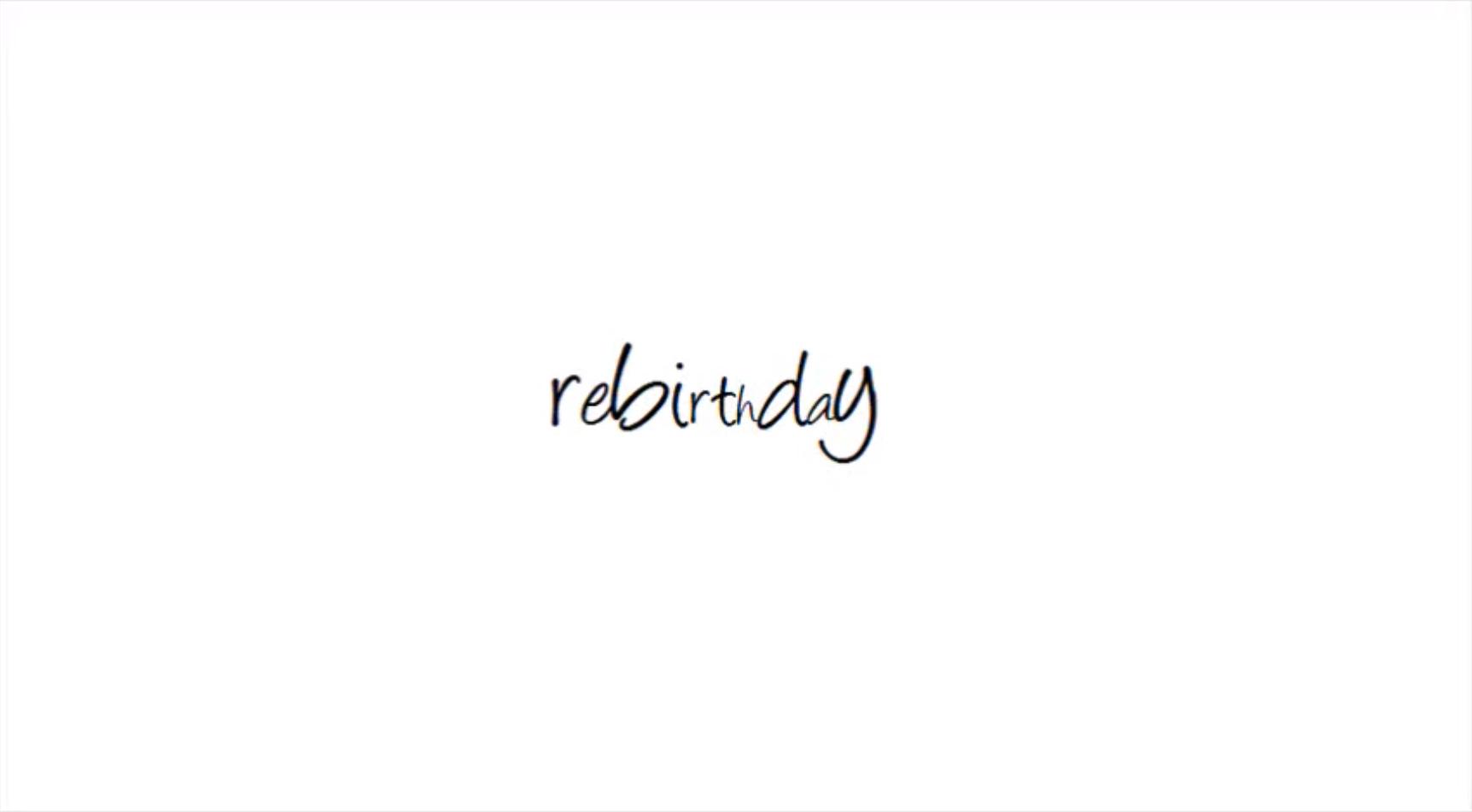 Rebirthday/Sasaoka Shuu