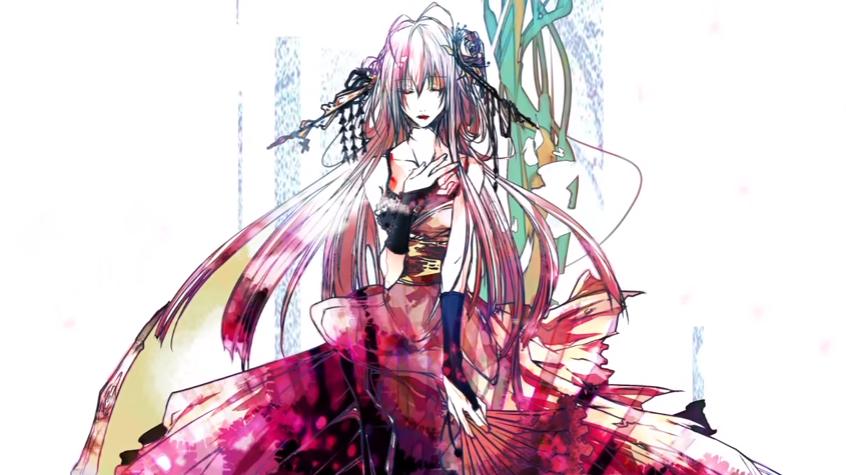 水面の桜、夢は逆夢 (Minamo no Sakura, Yume wa Sakayume)