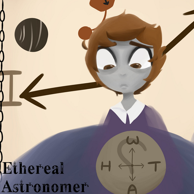 Ethereal Astronomer