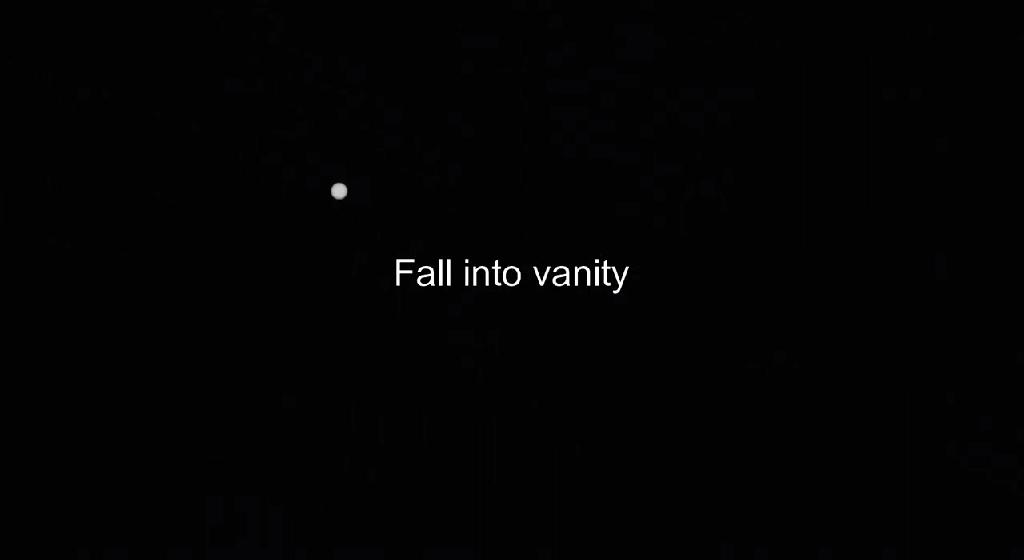 Fall Into Vanity