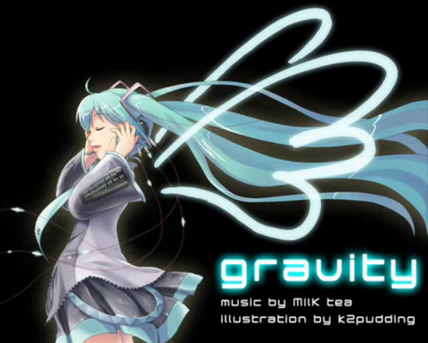 Gravity/MilkP