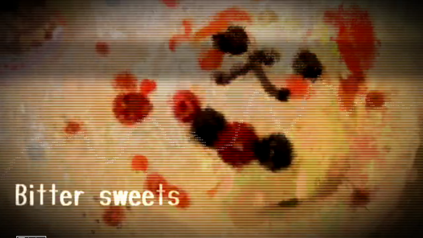 Bitter sweets