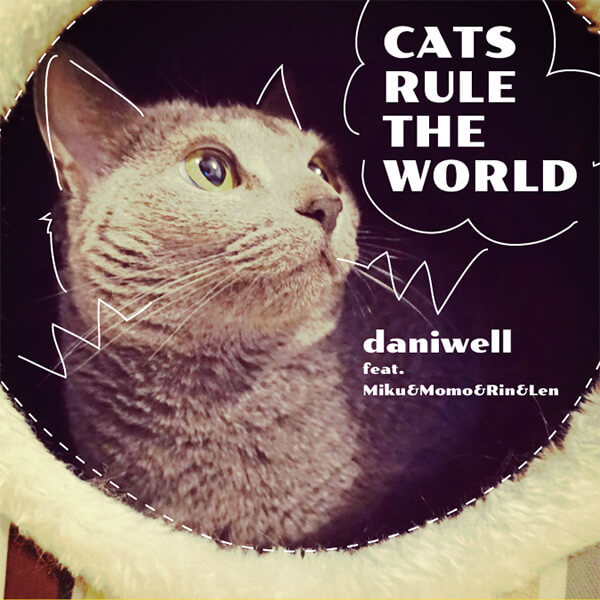 CATS RULE THE WORLD (album)
