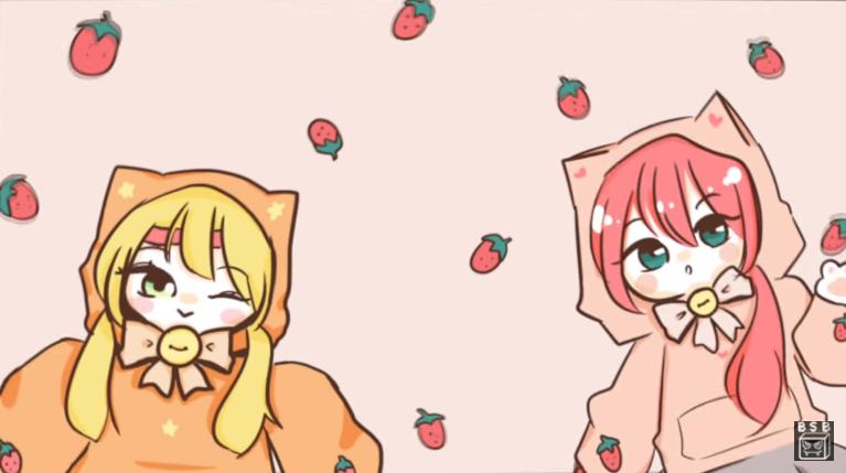 ニコネコニャンコチョコストロベリー (Niko Neko Nyanko Choco Strawberry)