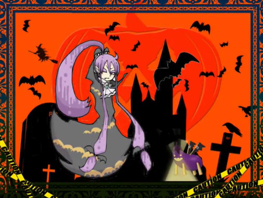 Hello?Hello!Halloween!!