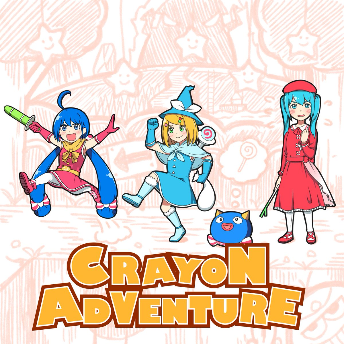 CRAYON ADVENTURE (album)