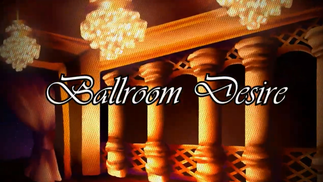 Ballroom Desire -An Evening in Gold-
