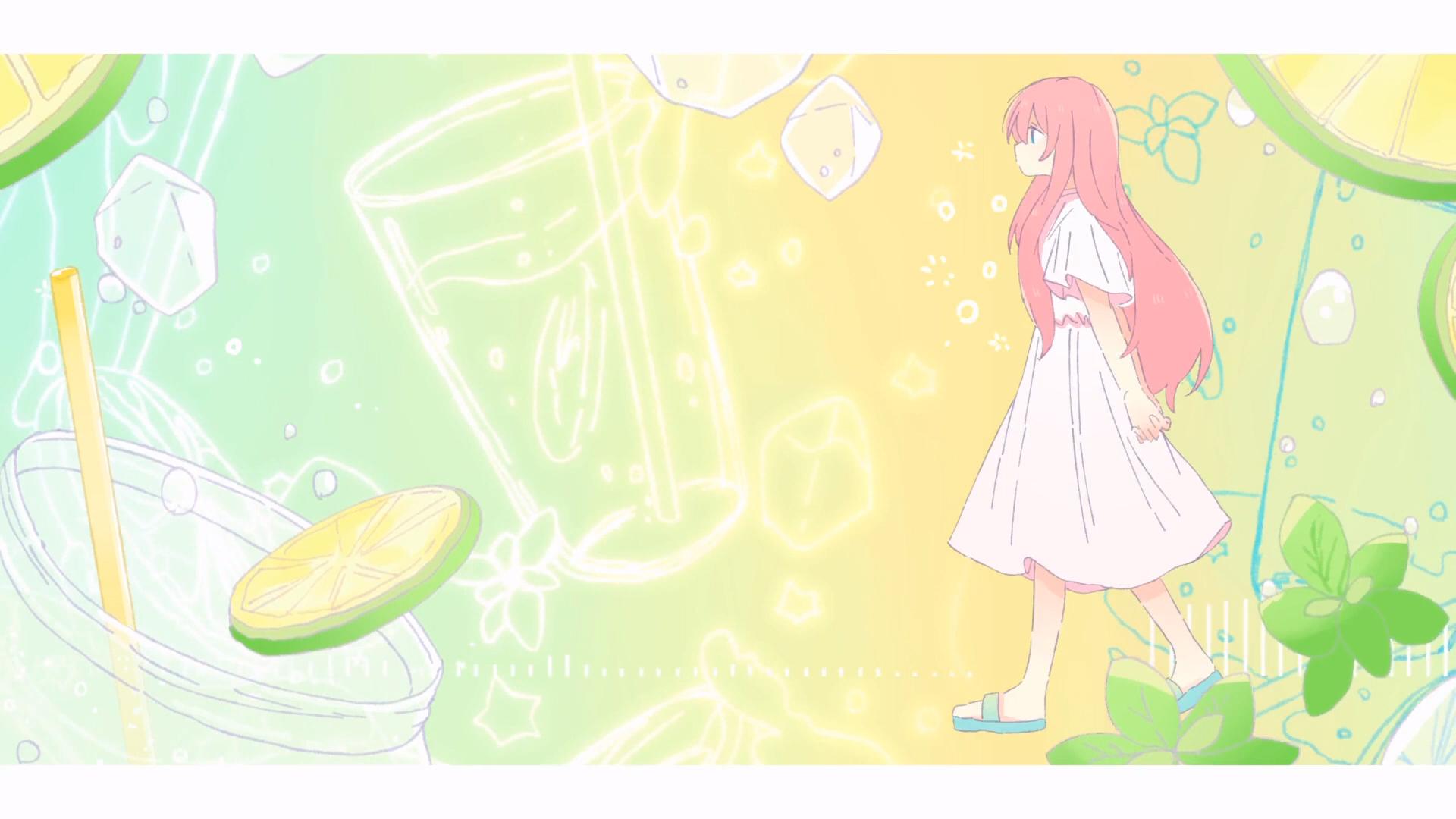 ライムソーダ (Lime Soda)