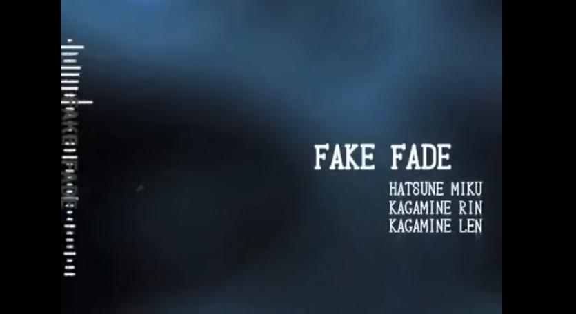 FAKE FADE