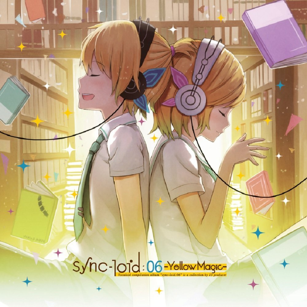 Sync-loid:06 - Yellow Magic (album)