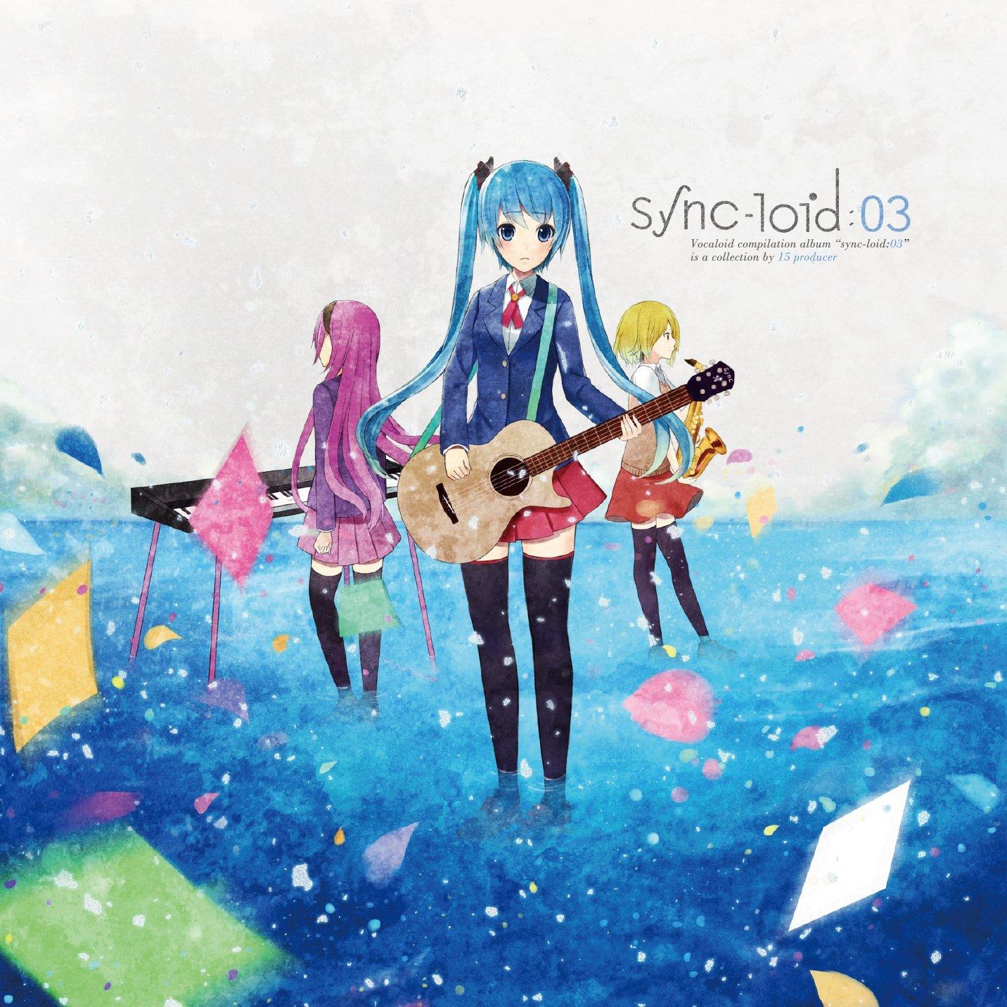 Sync-loid:03 (album)