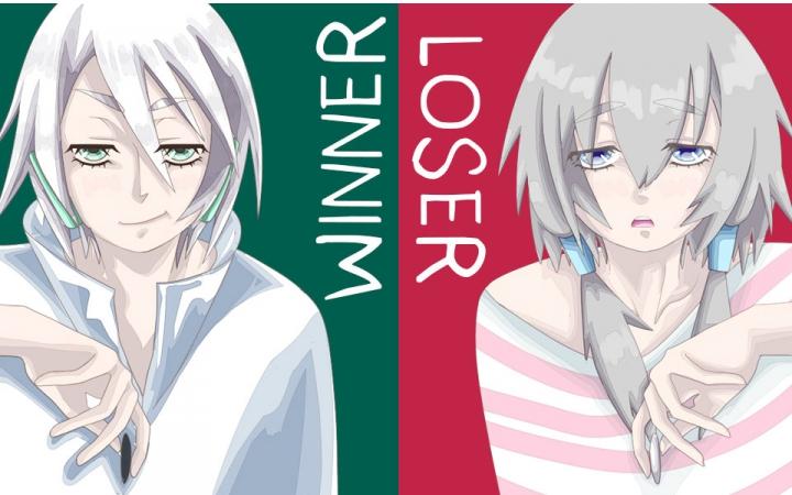 Winner loser——你们以为这样就结束了嘛 (winner loser——Nǐmen Yǐwéi Zhèyàng Jiù Jiéshùle Ma)