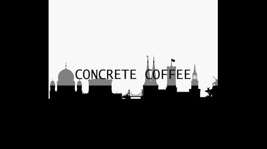 CONCRETE COFFEE