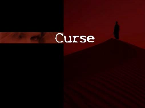 Curse/Zhi