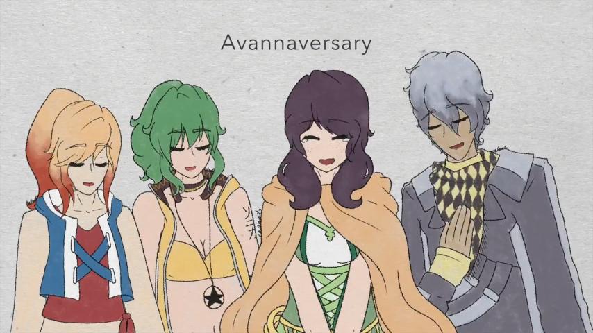 Avannaversary
