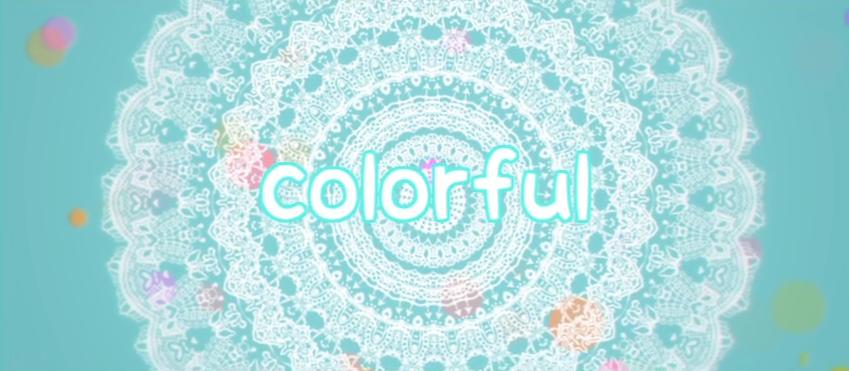 Colorful/mukami