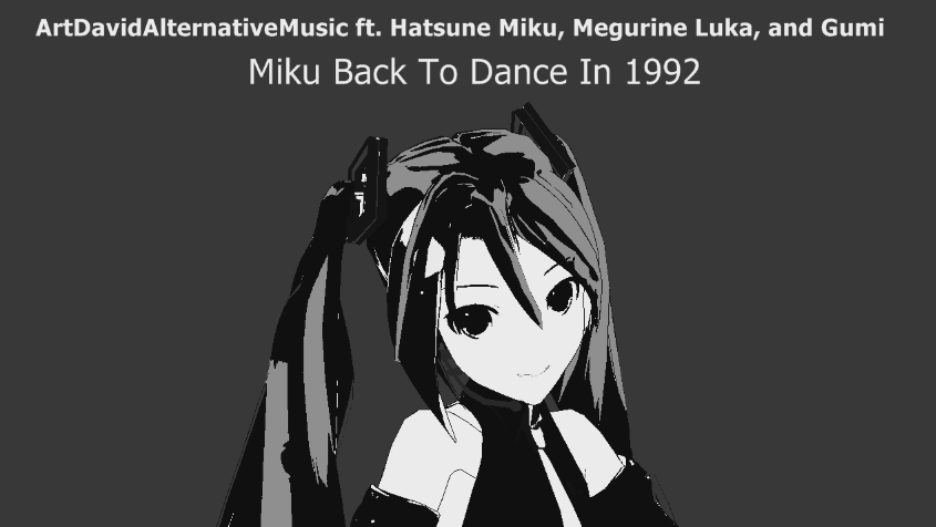 Miku Back To Dance In 1992
