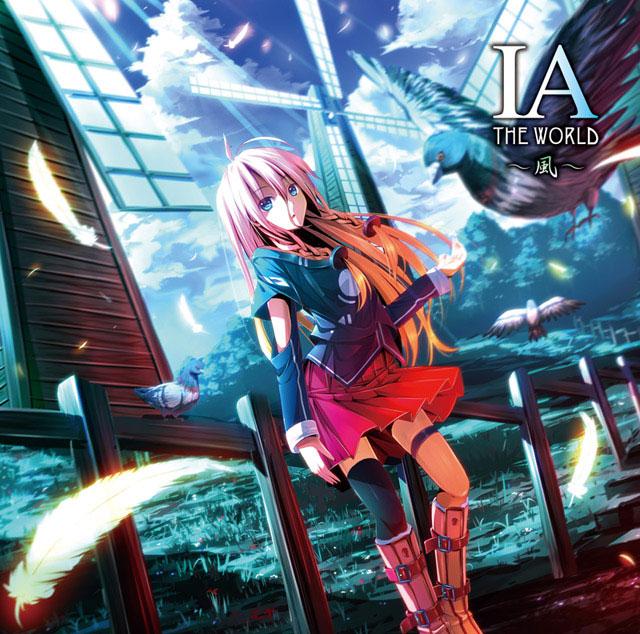 IA THE WORLD ~風~ (IA THE WORLD ~Kaze~) (album)