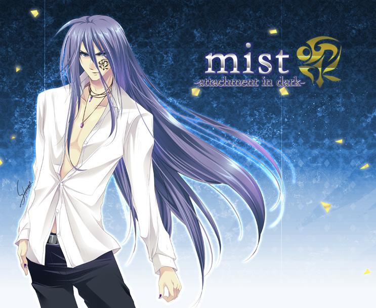 Mist-attachment in dark-