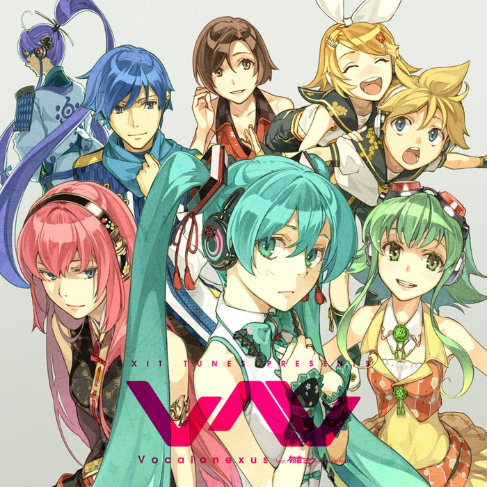 EXIT TUNES PRESENTS Vocalonexus feat. 初音ミク (EXIT TUNES PRESENTS Vocalonexus feat. Hatsune Miku) (album)