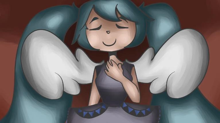 Angel's Mask