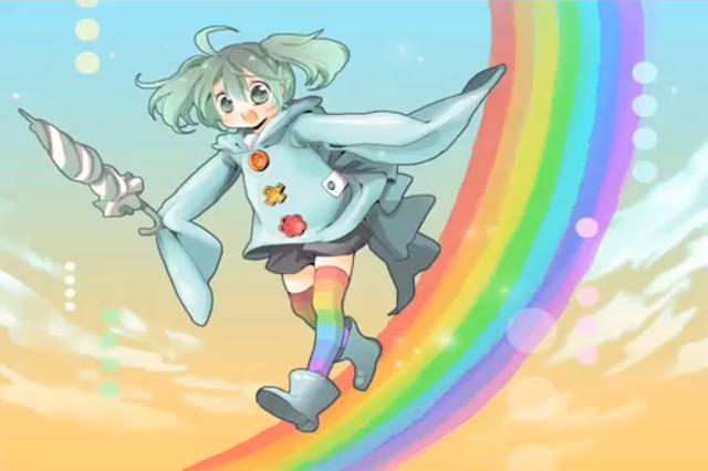 レインボーダー (Rainbowder)