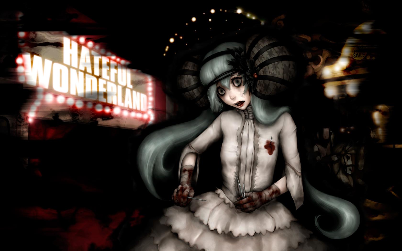ヘイトフルワンダーランド (Hateful Wonderland)