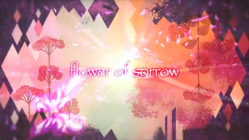 Flower of sorrow