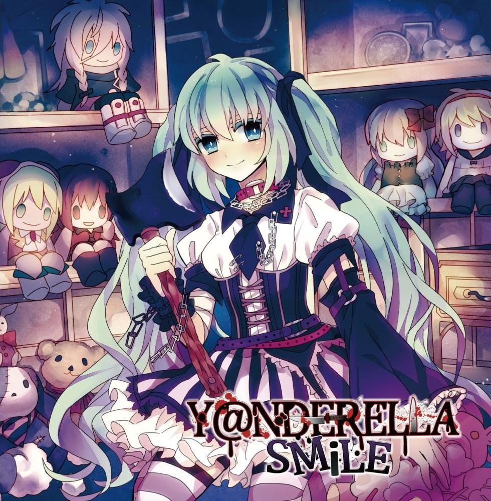 Y@NDERELLA SMiLE (album)