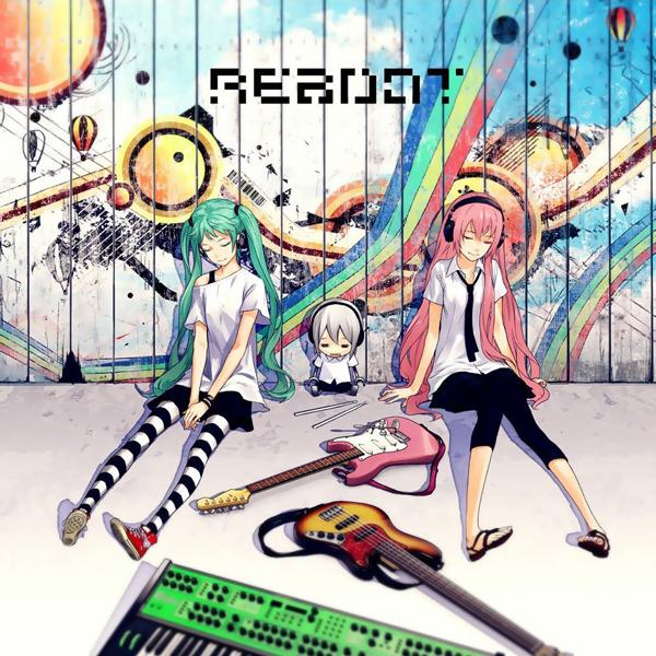 Reboot (album)