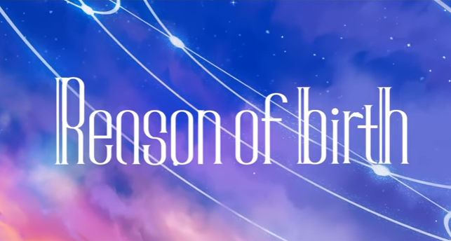 Reason of birth/BuzzG