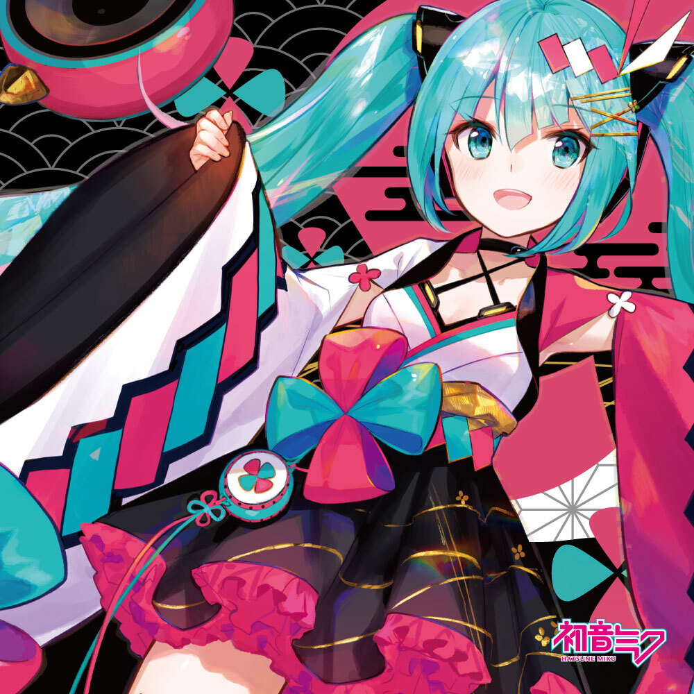 "初音ミク「マジカルミライ 2020」OFFICIAL ALBUM (Hatsune Miku ""Magical Mirai 2020"" OFFICIAL ALBUM) (album)"
