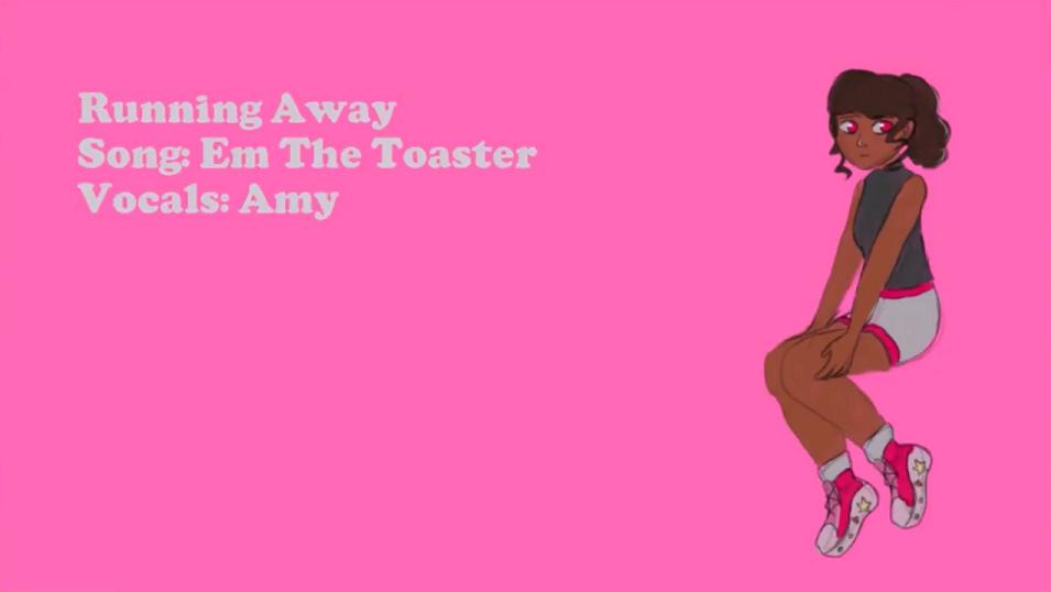 Running Away/Em The Toaster