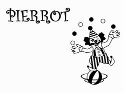 ピエロ (Pierrot)/KEI