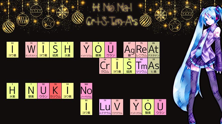 H No Na-I Cr-I-S-Tm-As
