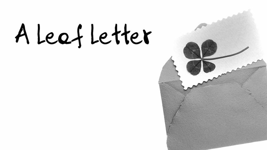 A Leaf Letter