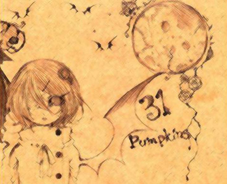31 pumpkins!
